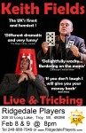 live and tricking poster